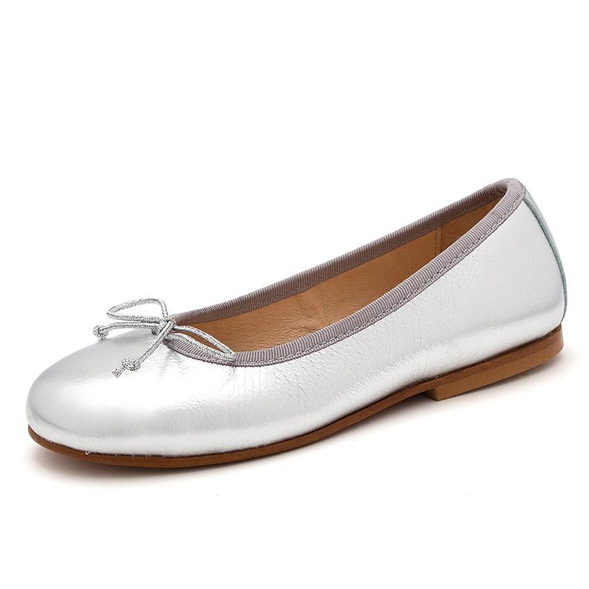 661007ff9c397 Ballerine fille couleur or - Chaussure - lescahiersdalter