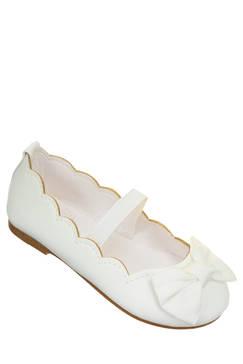 4cef74758fb40 Ballerine petite fille mariage - Chaussure - lescahiersdalter