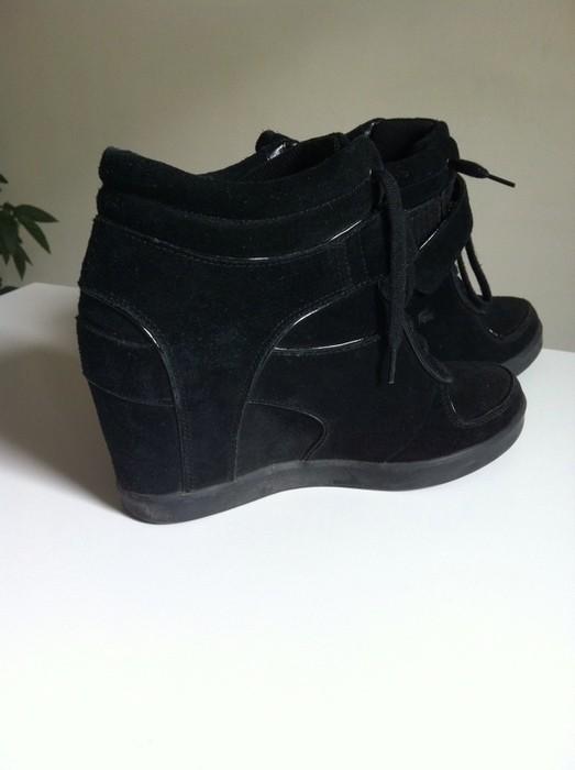 Chaussure compensée lacoste