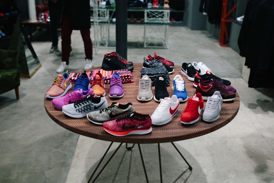 Sneakersnstuff paris metro