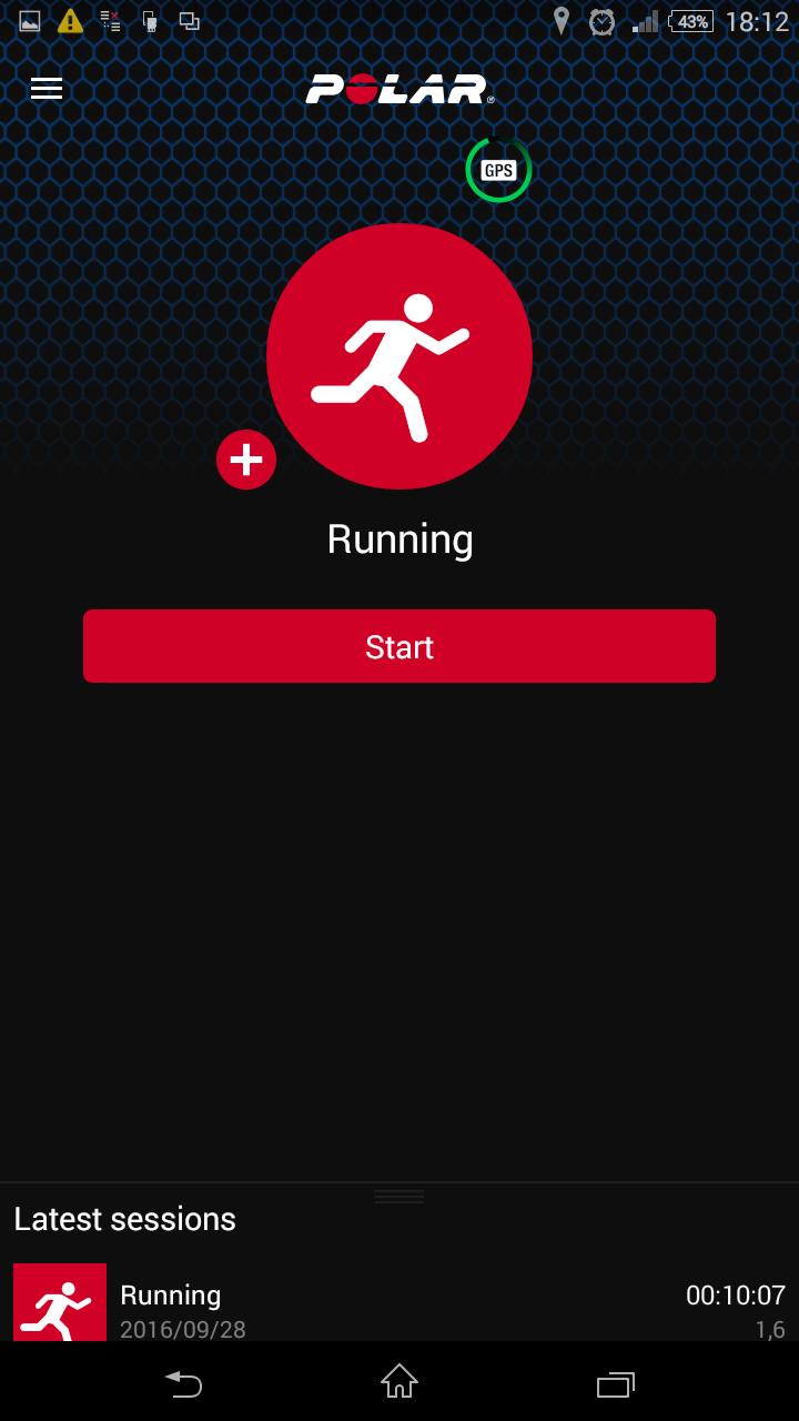 Nike running review app
