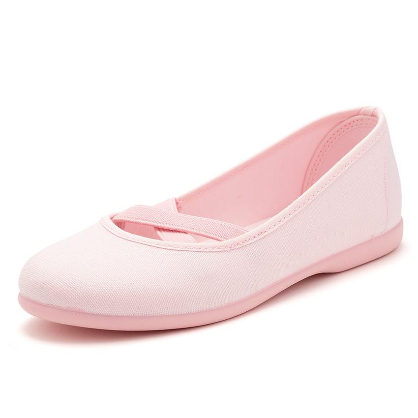 Ballerine fille rose