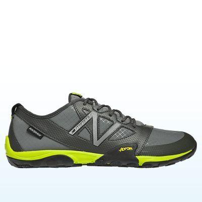 Chaussures de running 10 revlite® vibram® noir et gris