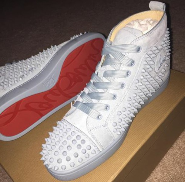 Louis vuitton sneakers red bottom