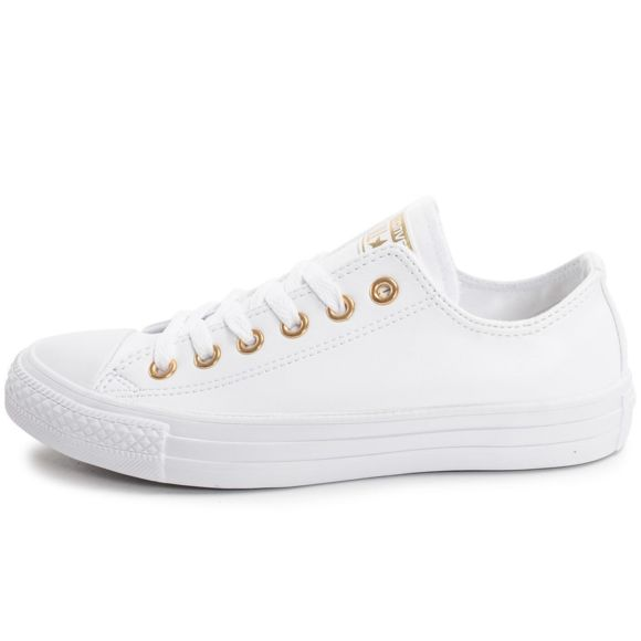 Converse all star ox femme blanche