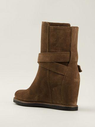 Chaussures talon compensé invisible