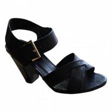 Sandale femme talon minelli