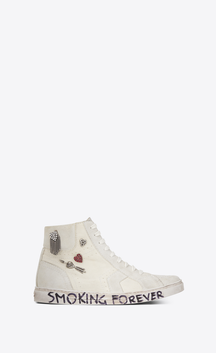 Sneakers homme saint laurent