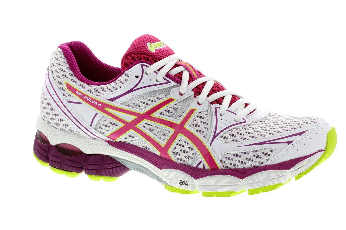 Chaussures running asics gel pulse 6