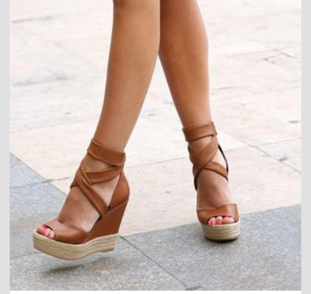 grossiste e2071 20408 Chaussure compensé marron - Chaussure - lescahiersdalter