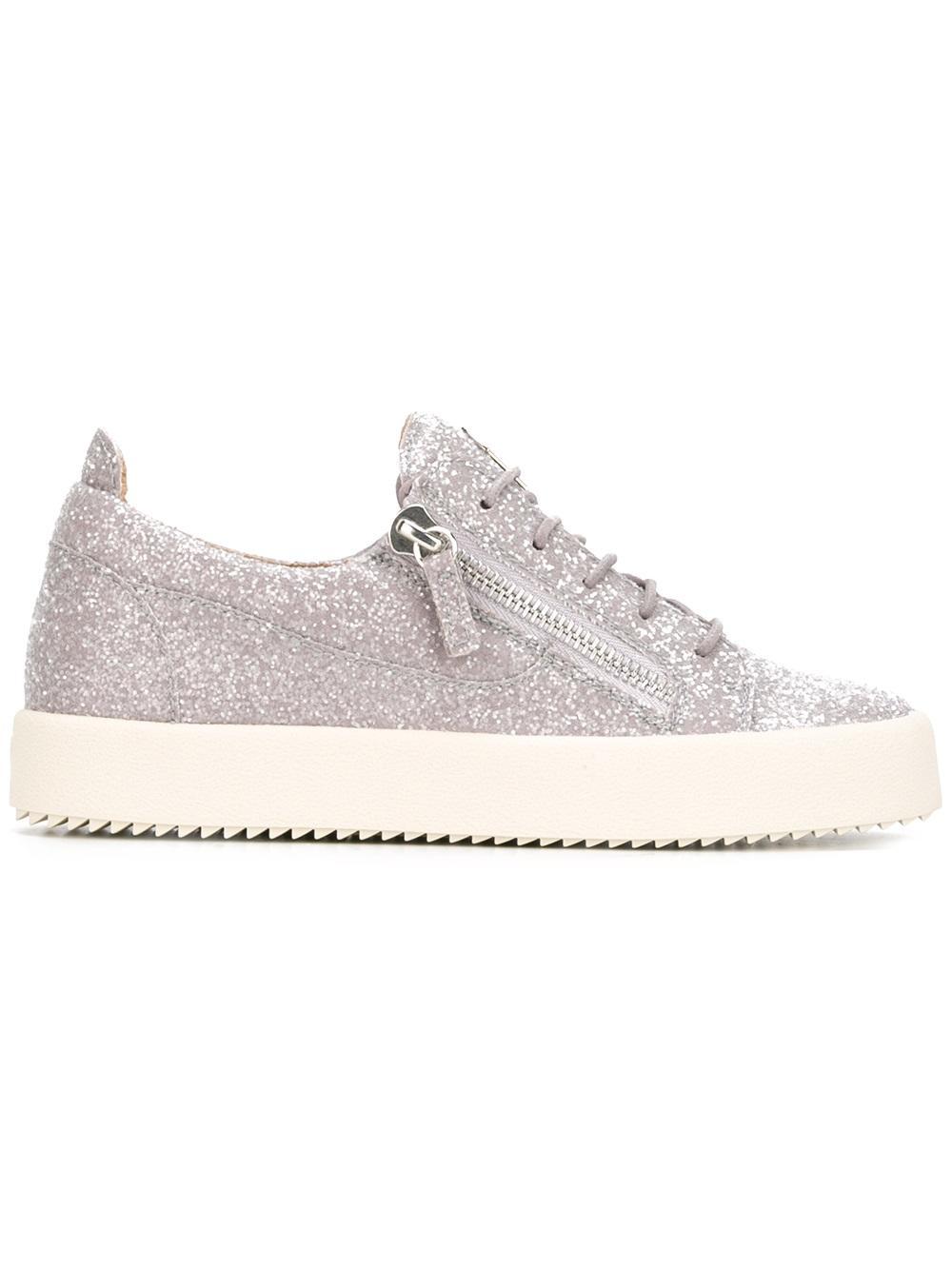 Zanotti sneakers femme solde