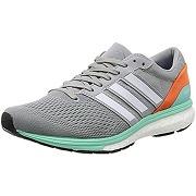Chaussures de running orange et noir torsion®system adiprene® formotion tm
