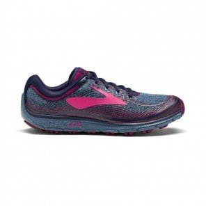 Chaussure running trail et route