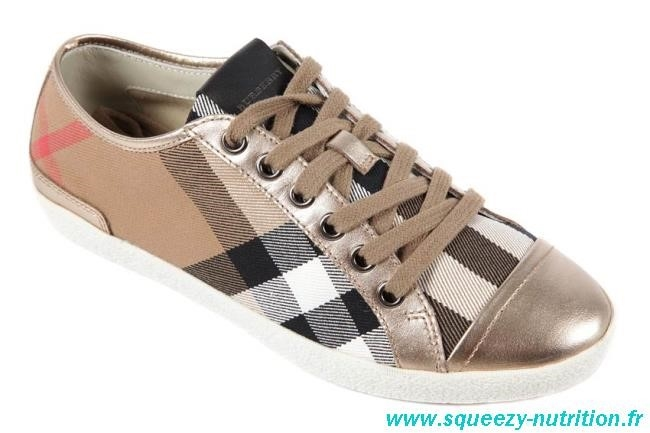 Sneakers femme burberry