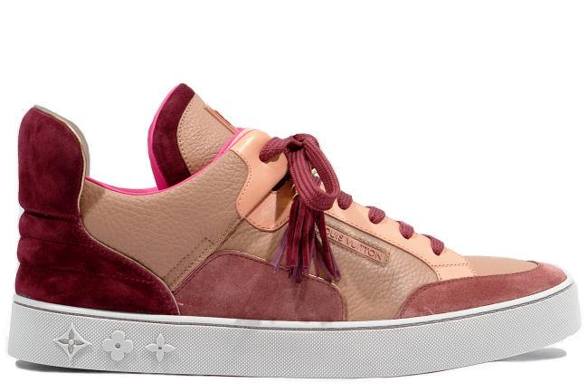 Sneakers louis vuitton kanye west