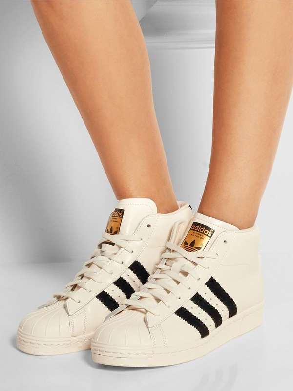 Sneakers femme tendance hiver 2016
