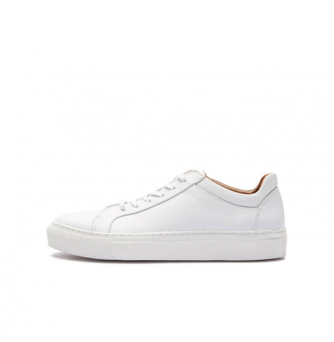 Selected femme sneakers wit