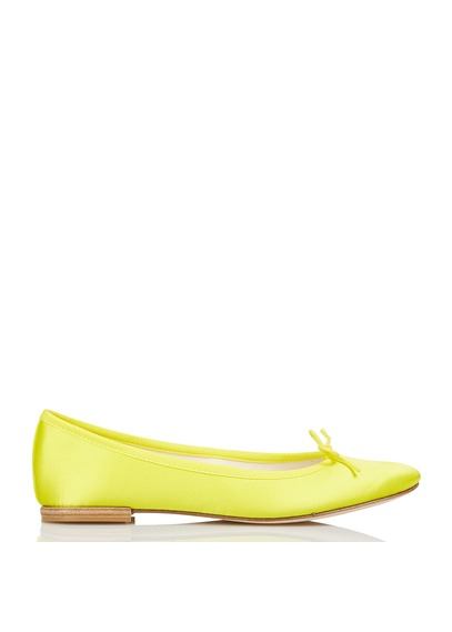 Ballerine repetto jaune