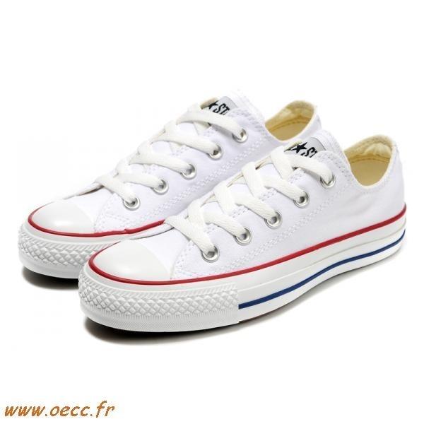 b0708ee88d2e3 Converse blanche femme etoile - Chaussure - lescahiersdalter