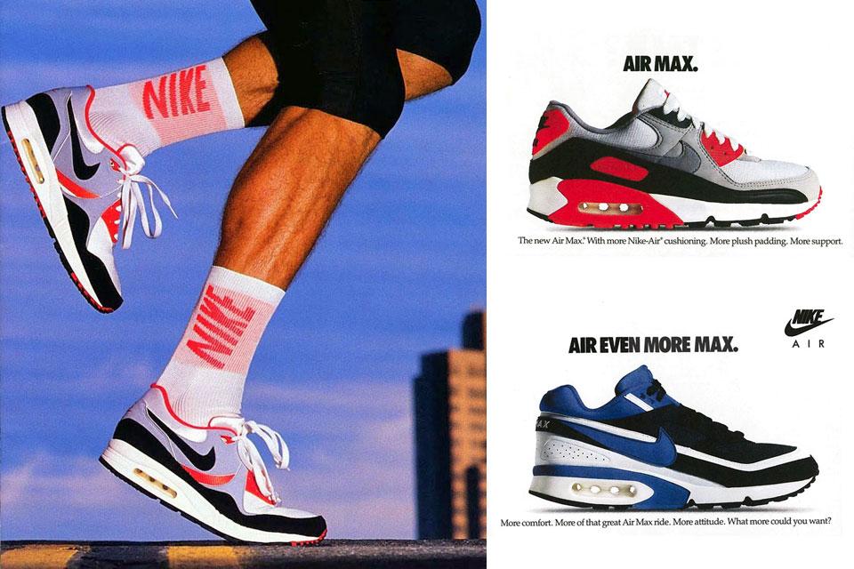 Nike running 1990