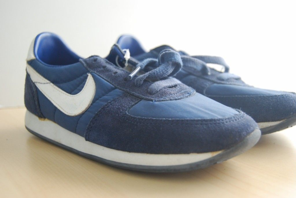 Nike running shoes 80's