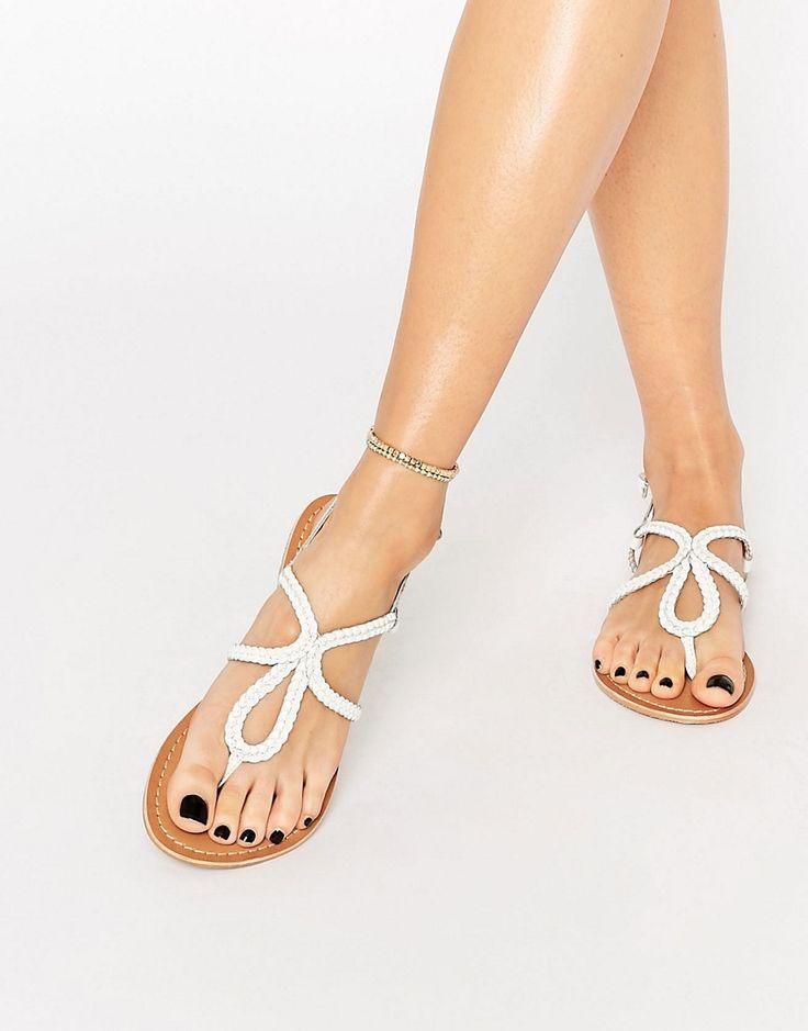 Fantaisie Femme Plates Chaussure Lescahiersdalter Sandales Fcl1TKJ