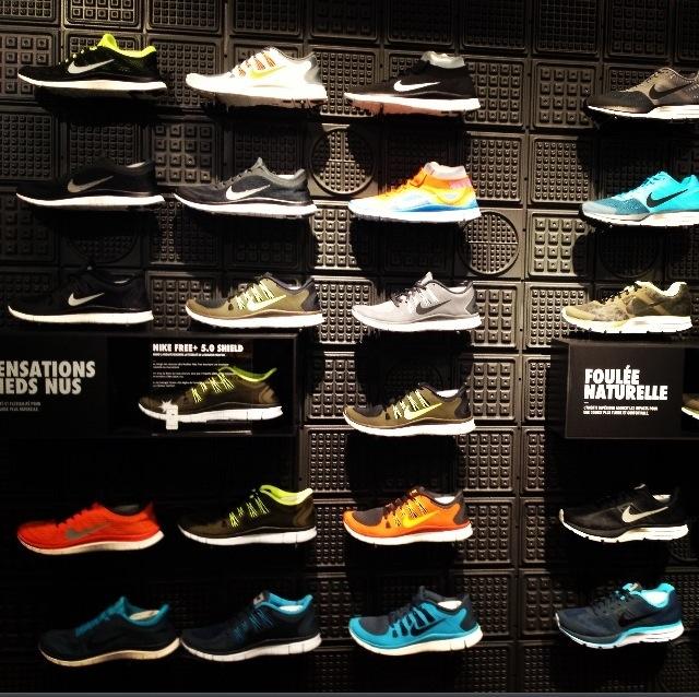 Nike running store paris (75005)