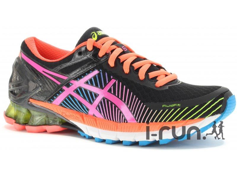 Chaussure running asics femme avis