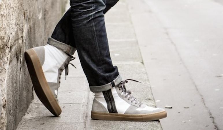 Sneakers homme bonnegueule