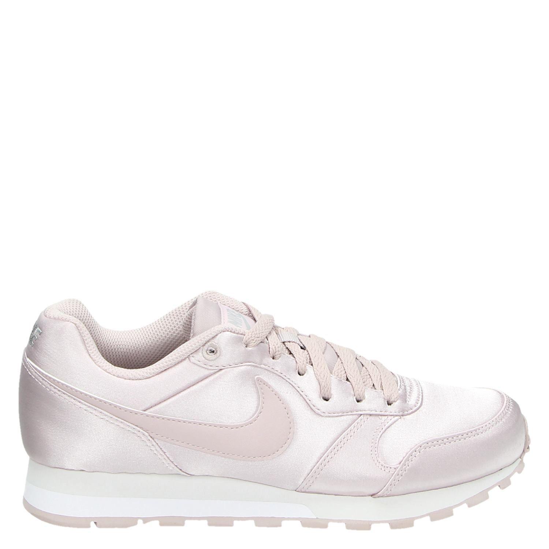Sneakers nike dames roze