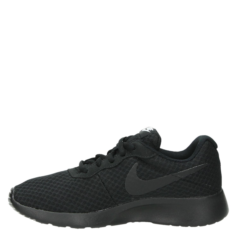 Nike sneakers zwart wit dames