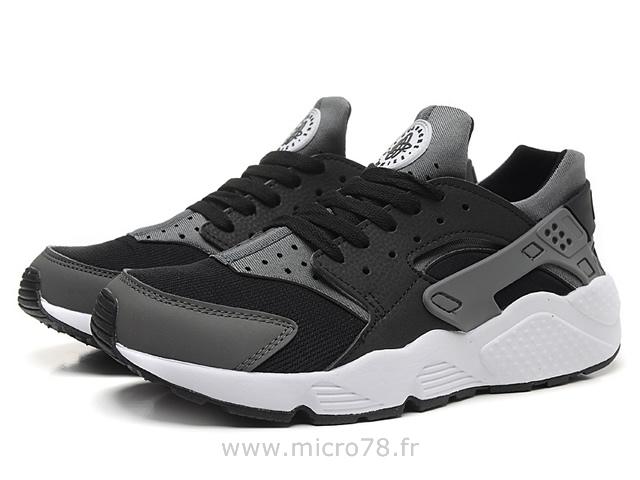 Nike gris noir