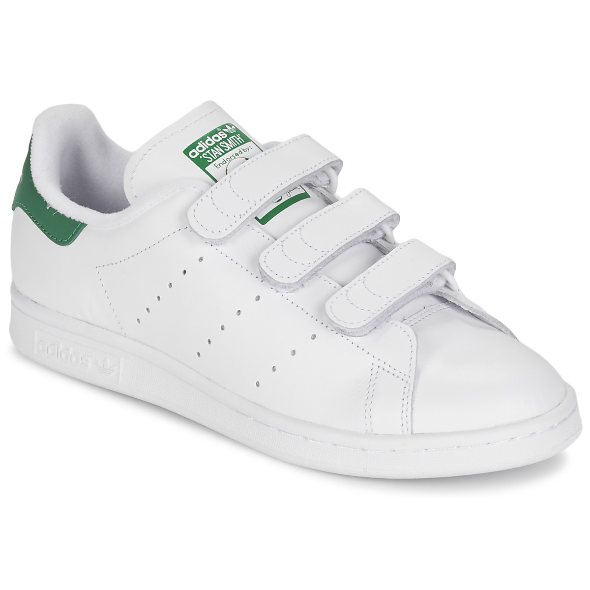 Stan smith noir homme soldes