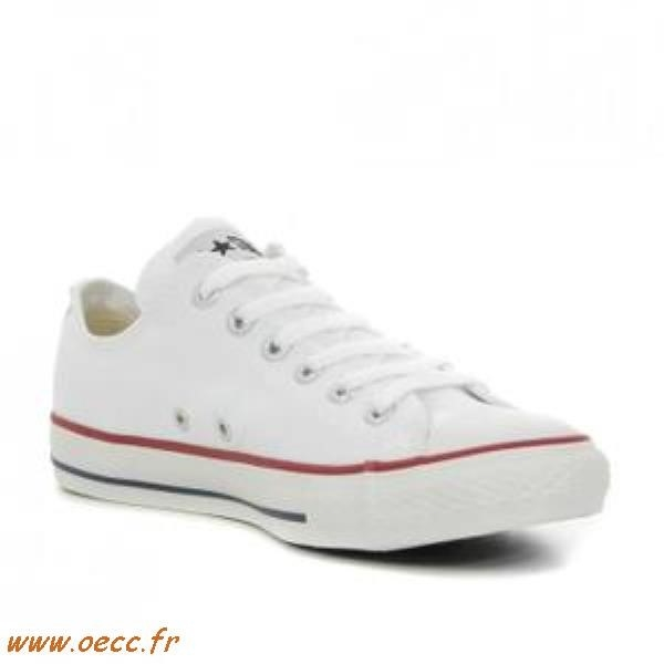 Converse femme blanche taille 38