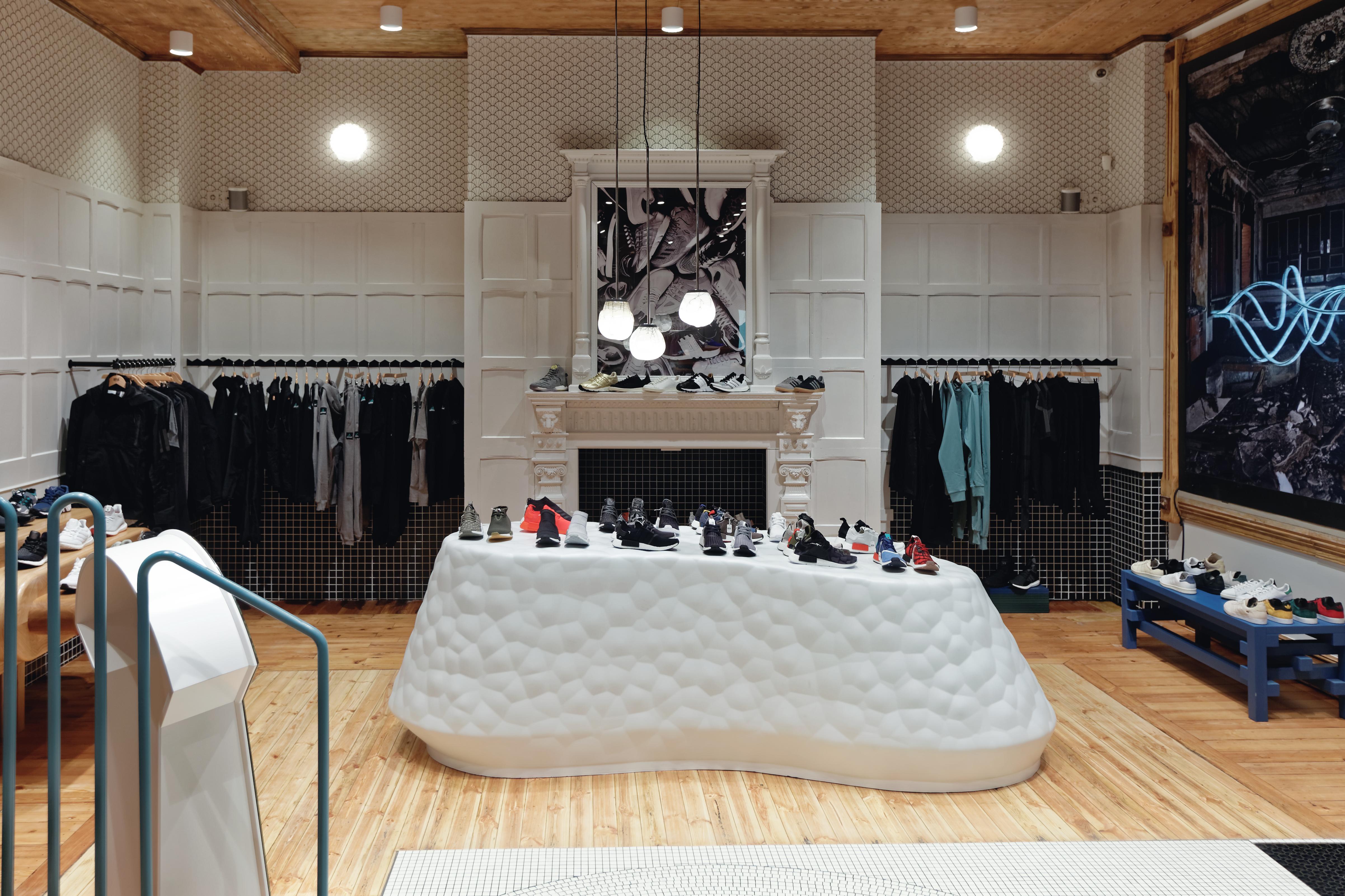 Sneakersnstuff butik
