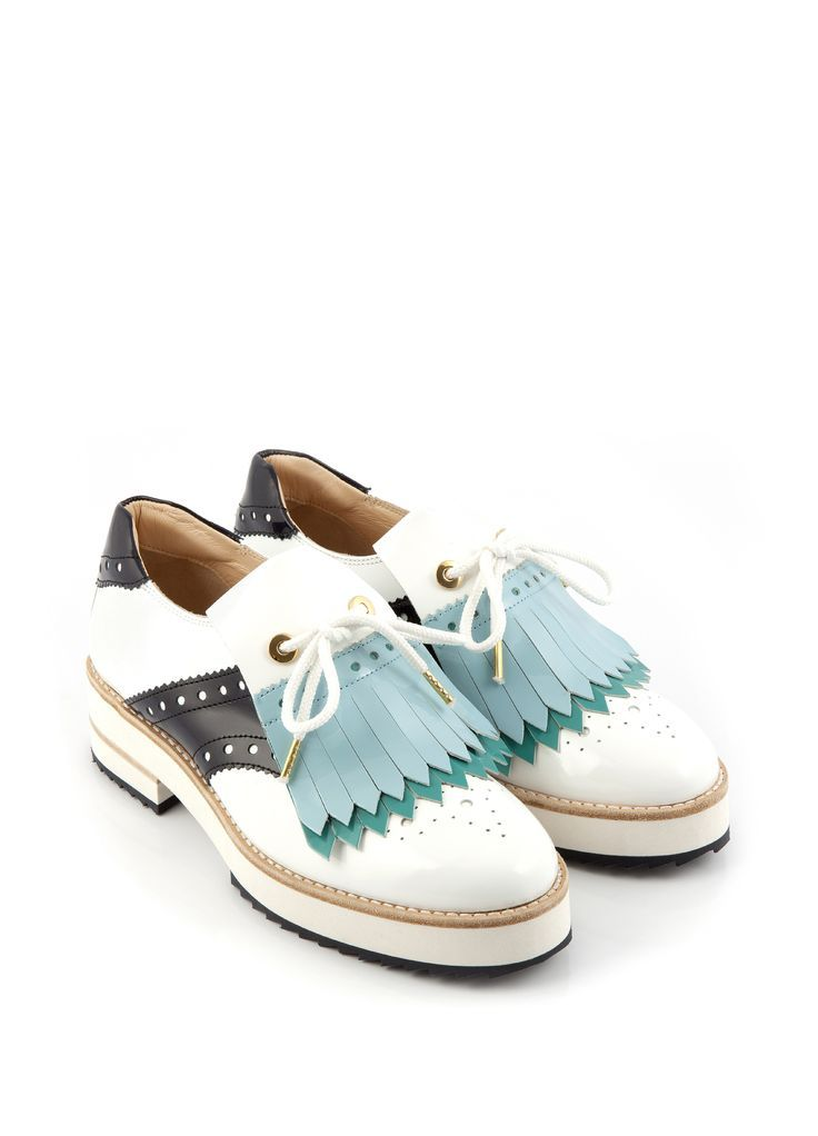 Mocassin femme style tods