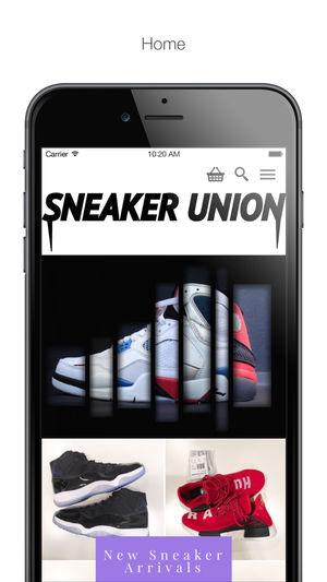 Sneaker union usa