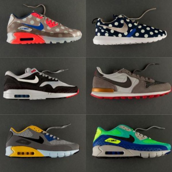 Nike nouvelle collection homme