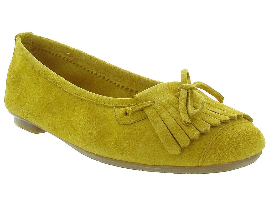 Reqins chaussures ballerines