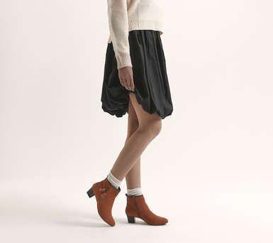 Boots petit talon