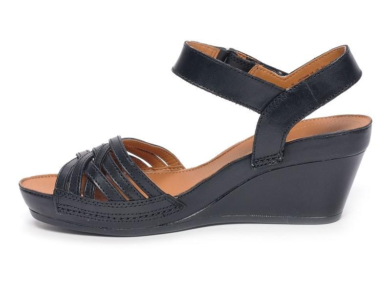 Chaussure compensée clarks Chaussure lescahiersdalter