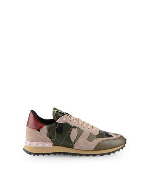 Sneakers valentino femme camouflage