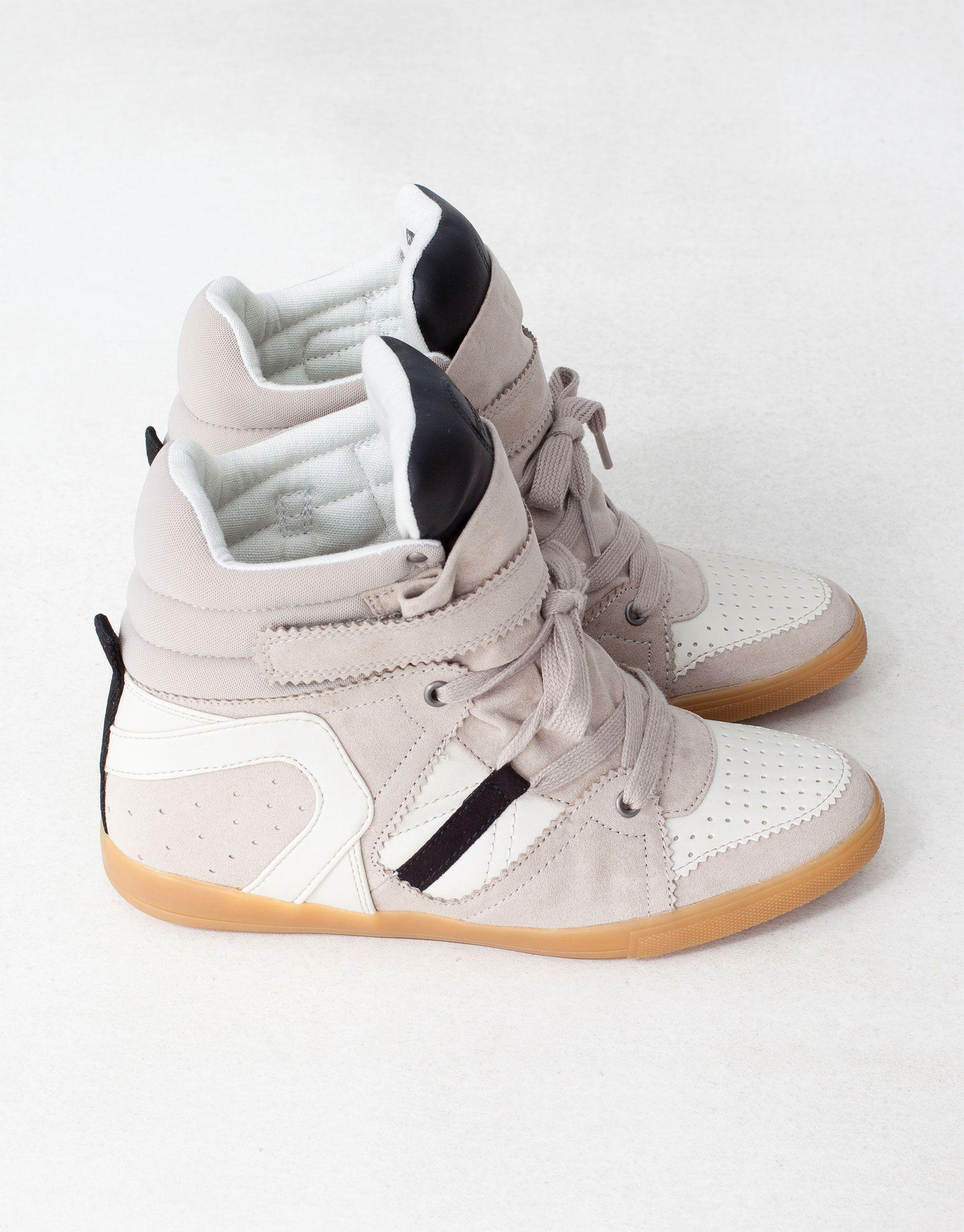 Sneakers femme talon