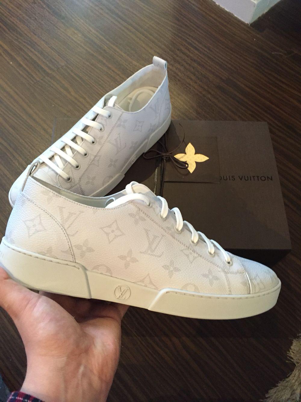 Buy louis vuitton sneakers uk