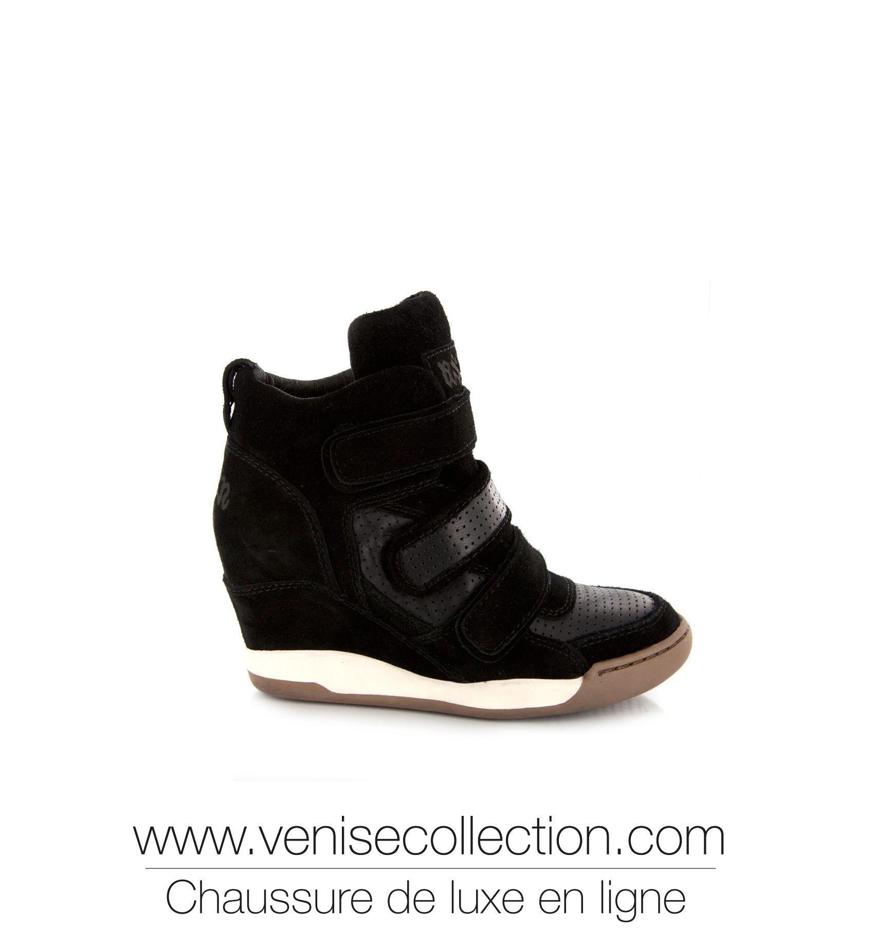 Chaussure ash basket compensée
