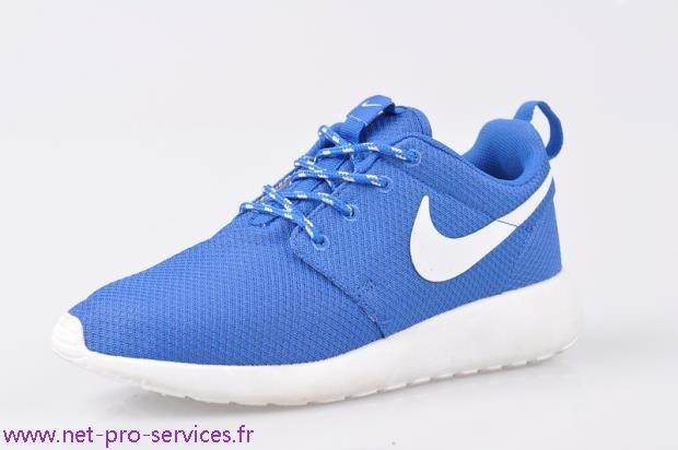 Nike bleu femme