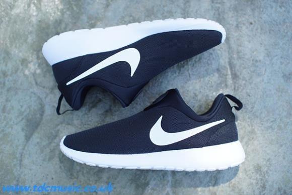 Nike sneakers with heels