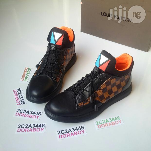 Louis vuitton supersonic sneakers