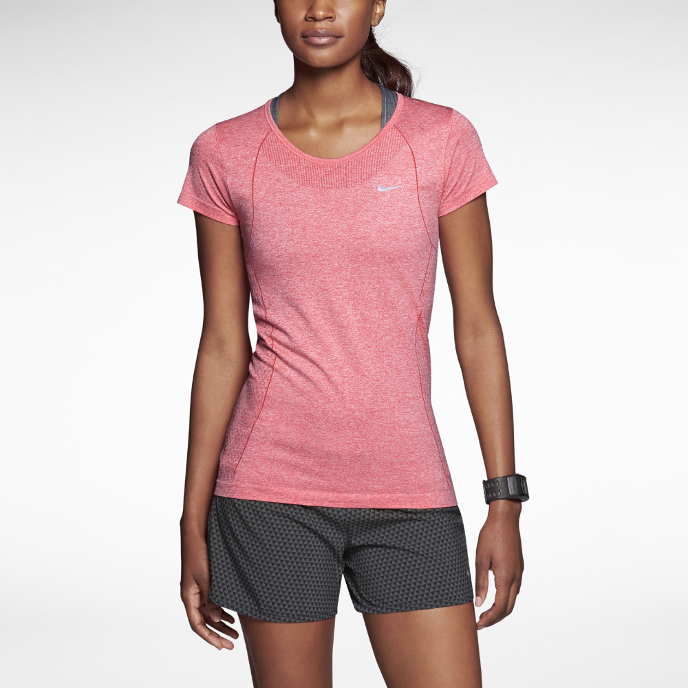 Nike running knit shirt