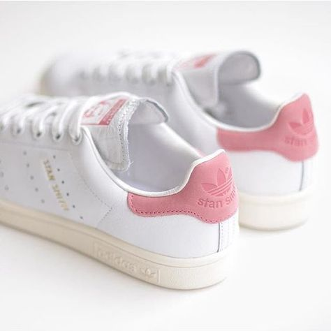 Stan smith femme rose fonce